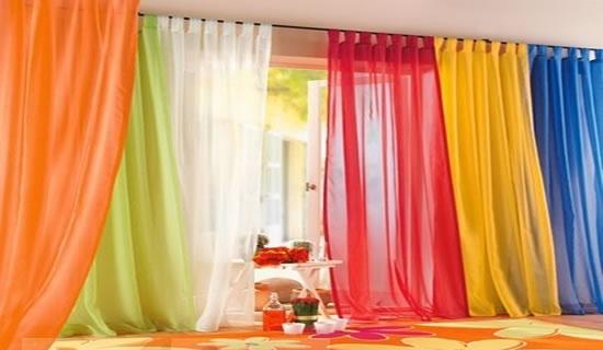 Как стирать шторы