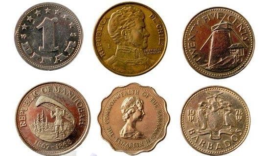 Чистка медных монет в домашних условиях