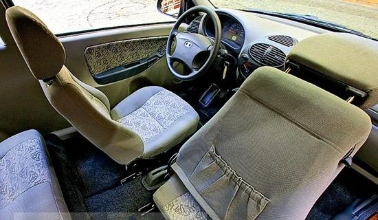 Чем почистить кресла автомобиля?