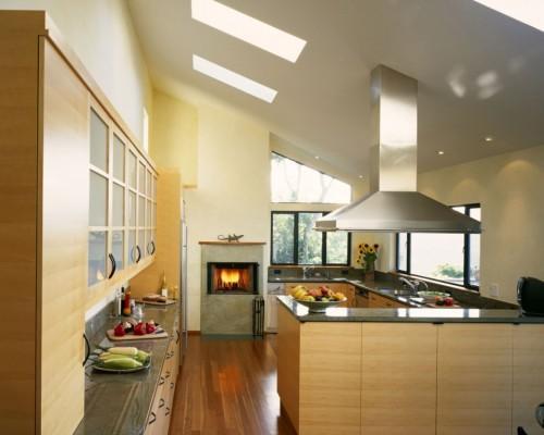Kitchen-Astonishing-U-Shape-Black-Marble-Countertop-Design-Ideas--500x500