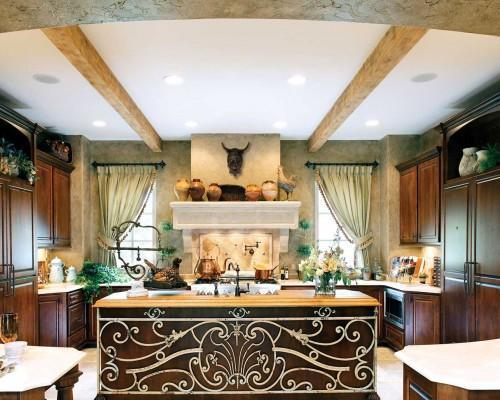 Beautiful-U-shaped-Kitchen-Decor-House-Unique-Interiors-500x500