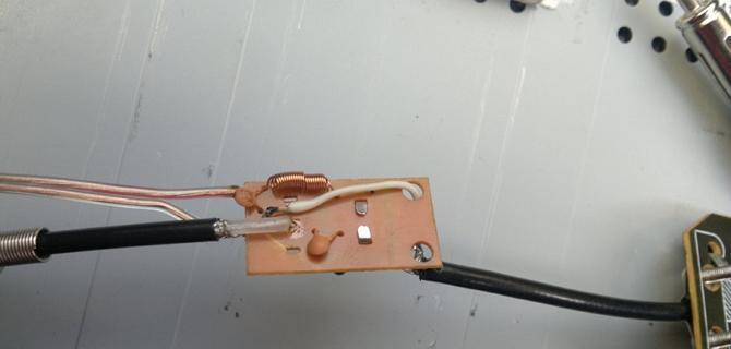 Штекер для антенны автомагнитолы своими руками