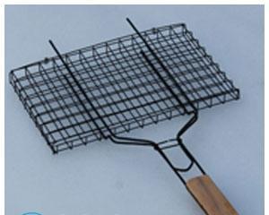 Как отмыть решетку для шашлыка?
