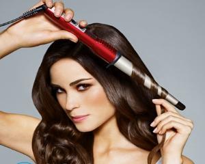 Как выбрать щипцы для завивки волос?