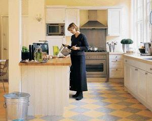 Конденсат на полу в частном доме