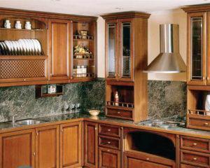 Как обновить старую мебель на кухне?