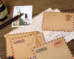 Как оформить конверт?