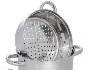 Как готовить на пару без пароварки?