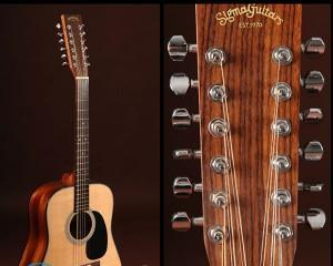Как настроить гитару с помощью тюнера?
