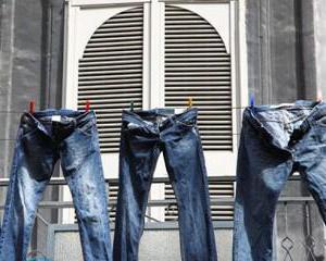 Как уменьшить джинсы на размер в домашних условиях?