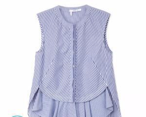 Переделка блузки
