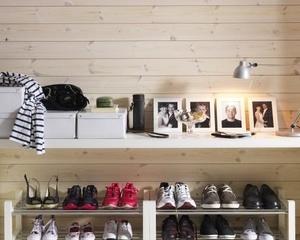 Как лучше хранить обувь?
