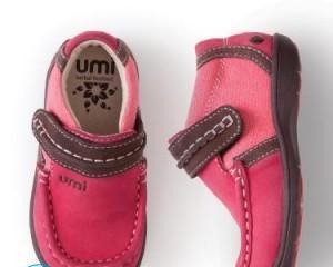 Как выбрать обувь на первые шаги?