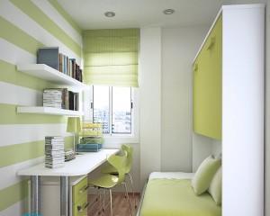 Как выбрать обои для маленькой комнаты?