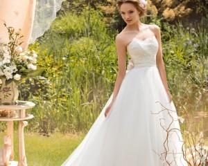 Как гладить свадебное платье?