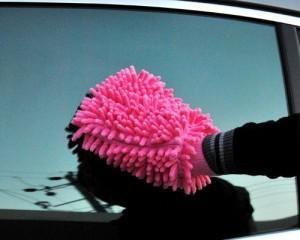 Чем оттереть краску с машины