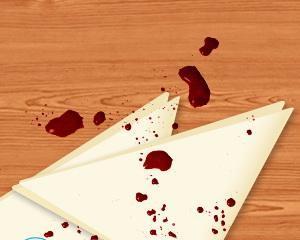 Как отстирать кровь с белого?
