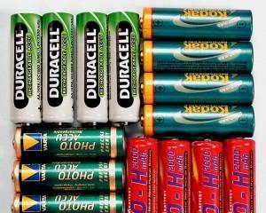 Какие аккумуляторные батарейки лучше для фотоаппарата?