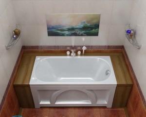 Акриловые ванны — лучшие производители