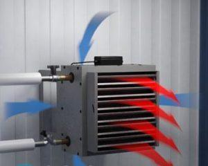 Газовый конвектор своими руками