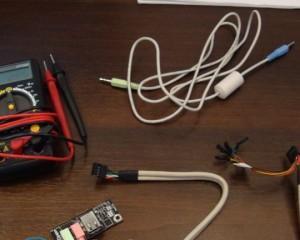 Как сделать микрофон из наушников?