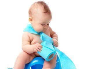 У ребенка жидкий стул — что делать?