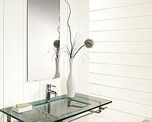 Как крепить пластиковые панели к стене в ванной?