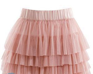 Как сшить подъюбник из фатина для юбки-солнце?