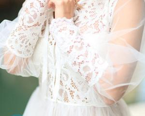 Будуарное платье своими руками