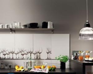 Как выбрать плитку для фартука на кухню?
