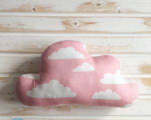 Подушка-облако своими руками