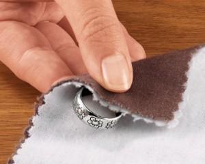 Салфетки для чистки серебра