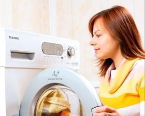 Как открыть стиральную машину во время стирки?