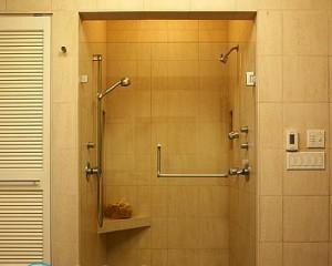 Душевая кабина своими руками в маленькой ванной