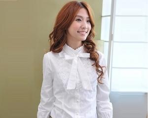 Как отбелить блузку белую в домашних условиях?
