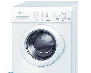 Bosch wmv 1600