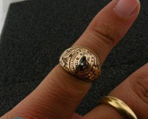 Как увеличить размер кольца в домашних условиях?