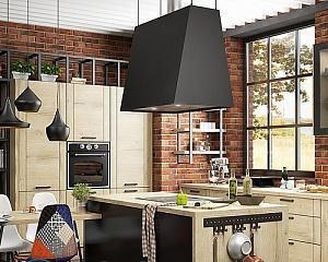 Кухни с газовым котлом — дизайн