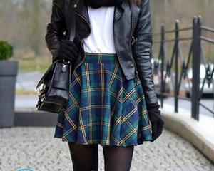 Из какой ткани шить юбку-солнце?