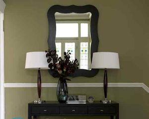 Как правильно повесить зеркало в прихожей
