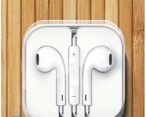 Как почистить наушники от Айфона 5?