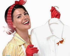 Как убрать жирные пятна на шелке?