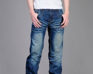 Как разносить джинсы?