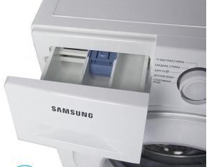 Ошибка е6 в стиральной машине Самсунг