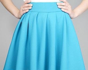 Как быстро сшить юбку?