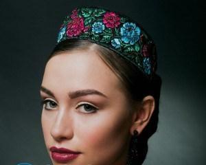 Русские головные уборы женские своими руками