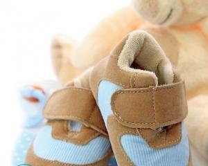 Первая обувь для малыша — как выбрать?
