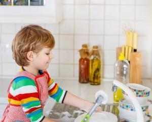 Как правильно мыть посуду?