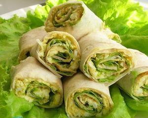 Роллы из лаваша — интересные рецепты
