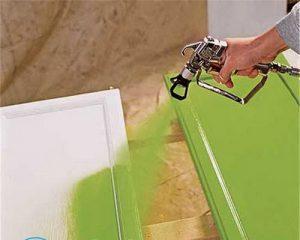 Как покрасить мебель из МДФ в домашних условиях?